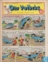 Bandes dessinées - Ons Volkske (tijdschrift) - 1955 nummer  42