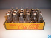 Mini Cola-flesjes