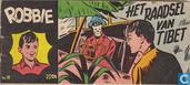 Comic Books - Robbie - Het raadsel van Tibet