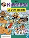 Comics - Kuckucks, Die - De spray-historie