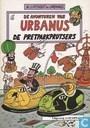 Bandes dessinées - Urbanus [Linthout] - De pretparkprutsers