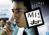 Hiro Nakamura Missing Poster