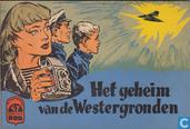 Bandes dessinées - Capitaine Rob - Het geheim van de Westergronden