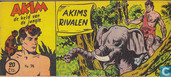 Strips - Akim - Akims rivalen