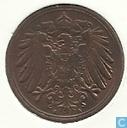 Munten - Duitsland - Duitse Rijk 1 pfennig 1901 (A)
