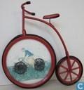 Foto-fiets model Hoge bi