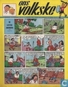 Bandes dessinées - Ons Volkske (tijdschrift) - 1960 nummer  8