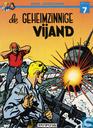 Comic Books - Blauwe Sperwer, De - De geheimzinnige vijand