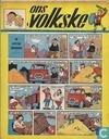 Strips - Ons Volkske (tijdschrift) - 1960 nummer  14