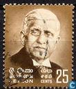 100. Geburtstag Sir D.B.Jayatilaka
