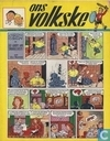 Comics - Ons Volkske (Illustrierte) - 1960 nummer  34