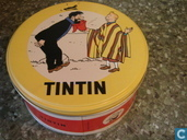 Neuhaus Tintin/Kuifje en Haddock in Tibet