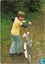 Prins Maurits met fiets (272)