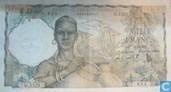 Frans West Afrika 1000 Francs