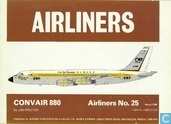 Airliners No.25 (CAT CV-880)