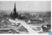 Panorama met Bejaarden-Stichting - Raalte