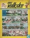 Bandes dessinées - Ons Volkske (tijdschrift) - 1958 nummer  39