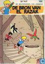 Strips - Jommeke - De bron van El Razar