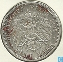 Coins - Prussia - Prussia 5 mark 1907