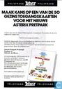 Prijsvraag - Asterix - Prijsvraag