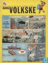 Bandes dessinées - Ons Volkske (tijdschrift) - 1965 nummer  3