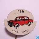 1964 Fiat 1300 [rouge]
