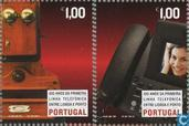 2004 Telephone line from 1904 to 2004 (POR 794)
