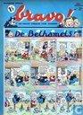 Bandes dessinées - Bravo (tijdschrift) - Nummer  21