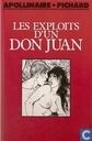 Bandes dessinées - Don Juan - Les exploits d'un Don Juan