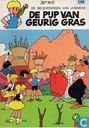 Comic Books - Jeremy and Frankie - De pijp van Geurig Gras