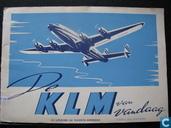 KLM van vandaag