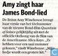 20080813 Amy zingt haar eigen James Bond-lied
