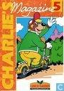 Bandes dessinées - Charlie's magazine (tijdschrift) - Nummer  5
