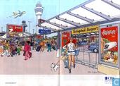 20100514 Franka op Schiphol Airport