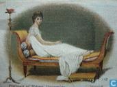Portrait of Mdme Récamier