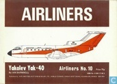 Airliners No.10 (Bakhtar Yak-40)