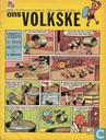 Bandes dessinées - Ons Volkske (tijdschrift) - 1965 nummer  32