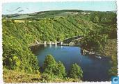 Nisramont-Nadrin - Le Barrage de l'Ourthe