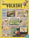 Bandes dessinées - Ons Volkske (tijdschrift) - 1965 nummer  7