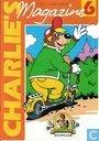 Strips - Charlie's magazine (tijdschrift) - Nummer  6
