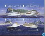 Les navires de croisière