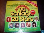 20 Schlagers - 20 Stars
