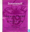 19 Ingwer Sonne / Ingwer-Kräutertee | Ginger Sun / Herbal Tea