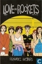 Strips - Buzzin' - Love and Rockets 1