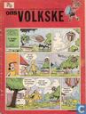 Bandes dessinées - Ons Volkske (tijdschrift) - 1972 nummer  37