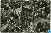 Leiden, Pieterskerk met Gravestein