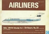 Airliners No.23 (Linjeflyg F-28)