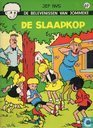 Comic Books - Jeremy and Frankie - De slaapkop
