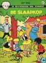 Comics - Peter + Alexander - De slaapkop