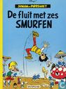 Comics - Johann und Pfiffikus - De fluit met zes smurfen